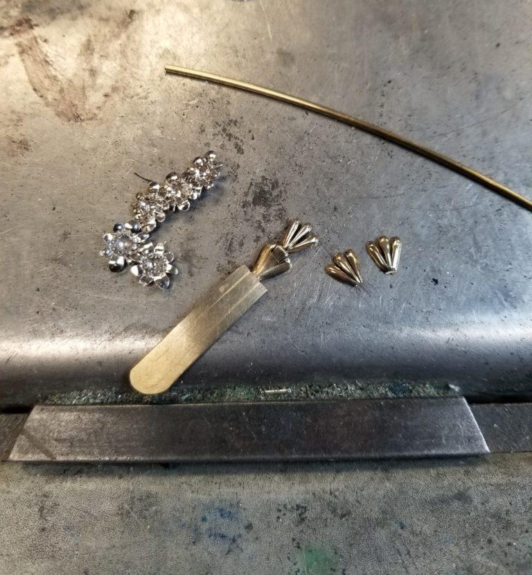 fabricating Fancy prongs